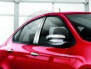 Mopar OEM Chrome Door Handle Covers Set of 4 - Dodge Dart 2013