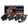 Centric Posi Quiet Ceramic Front Brake Pads - Dodge Dart 2013+