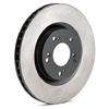 Cryo-Stop Plain Rear Rotors - Dodge Dart 2013+