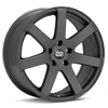 "Enkei Performance BR7 18"" Matte Grey Rims Set of 4"