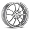 "Enkei Racing PF01 18"" Bright Silver Paint Rims Set of 4"