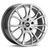 "Enkei Performance Ammodo 18"" Hyper Silver Rims Set of 4"